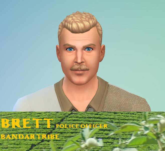 Brett- Bandar Tribe