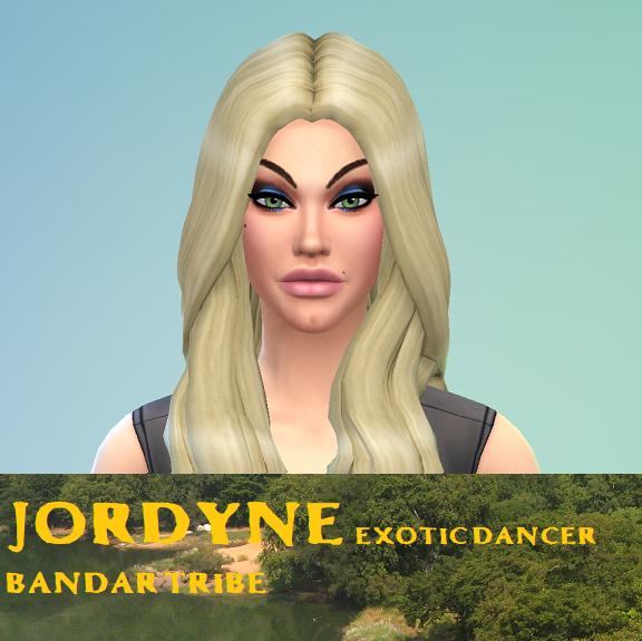 Jordyne- Day 1