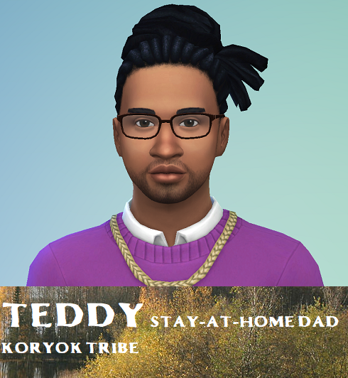 Teddy- Koryok Tribe