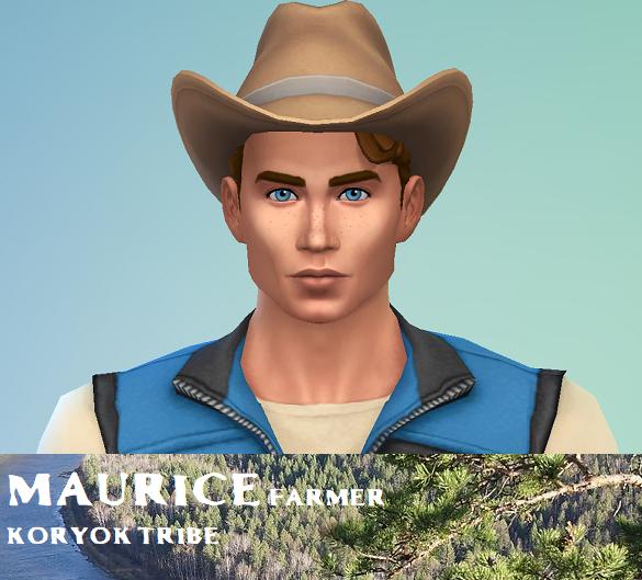 Maurice- Koryok Tribe