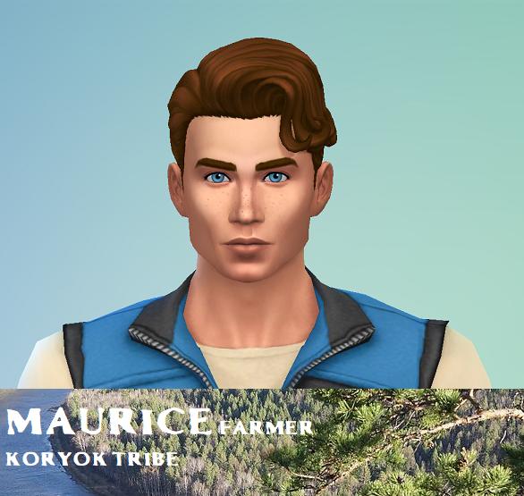 Maurice- No Hat