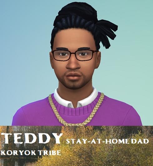 Teddy- Koryok Tribe