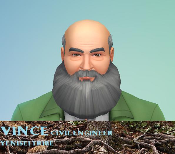 Vince- Yenisei Tribe