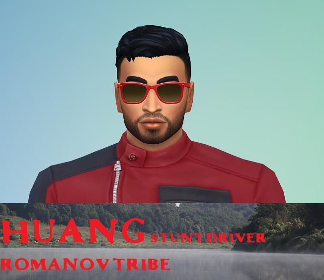 Huang- Romanov Tribe, Sunglasses