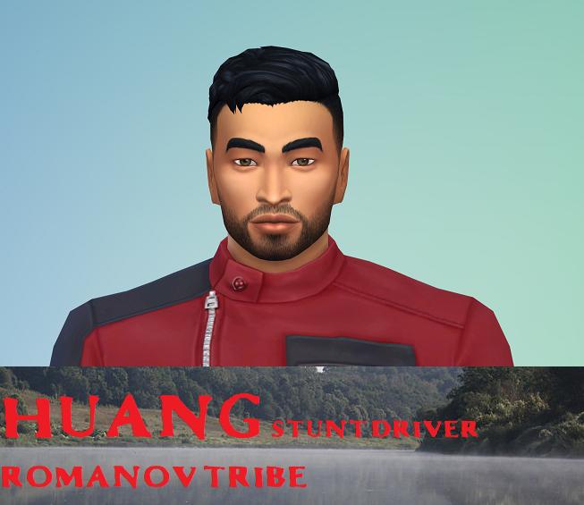 Huang- Romanov Tribe