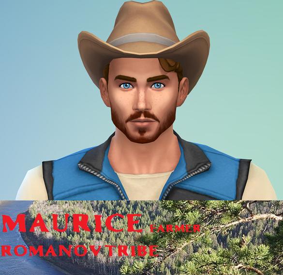 Maurice- Romanov Tribe
