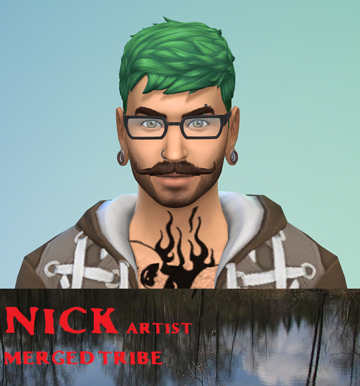 Nick- Merged Tribe