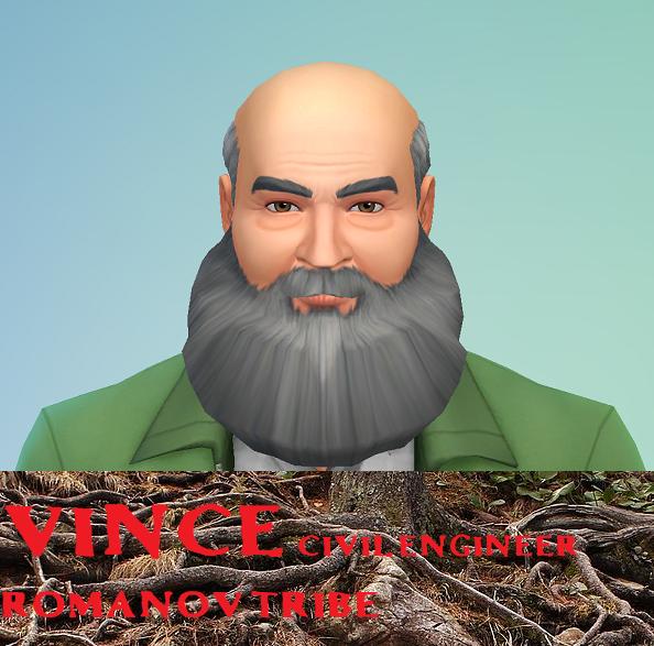 Vince- Romanov Tribe